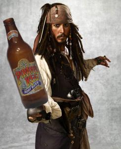 Pirate's Keg Root Beer